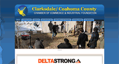 Preview of clarksdalechamber.org